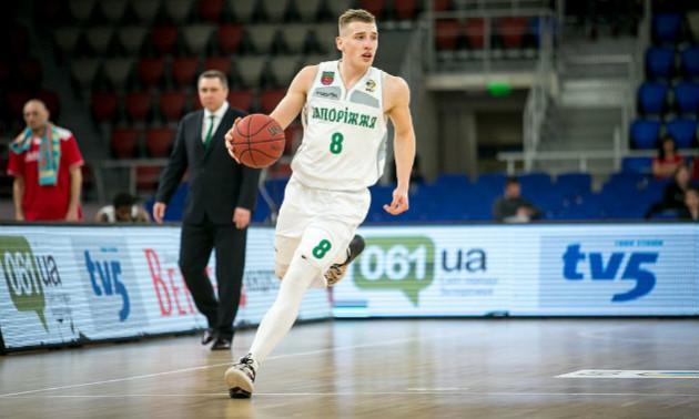 Захисник Київ-Баскета не зіграє у кваліфікації Ліги чемпіонів