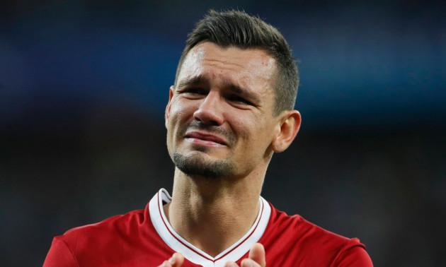 Рома та Мілан поборються за захисника Ліверпуля