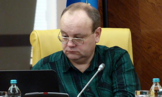 Франков: Михайличенко повинен запитати себе – чи справився із завданням