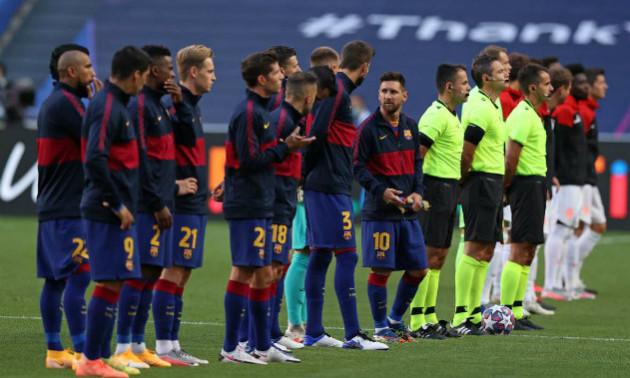 Барселона витратила понад мільярд євро на трансфери з моменту останнього тріумфу у Лізі чемпіонів