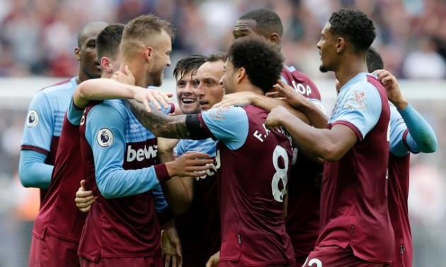 Гол Ярмоленка приніс перемогу Вест Гему над Манчестер Юнайтед в 6 турі АПЛ