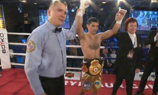 Далакян нокаутував Леброна і вчергове захистив титул WBA