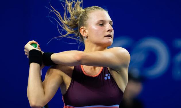Ястремська претендує на нагороду Новачок року WTA