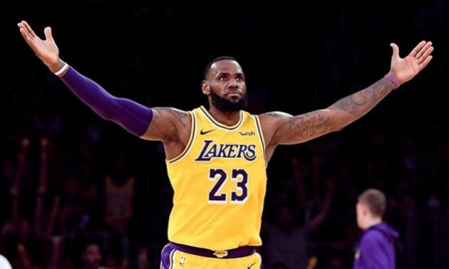 Леброн хоче завершити кар'єру у Лос-Анджелес Лейкерс