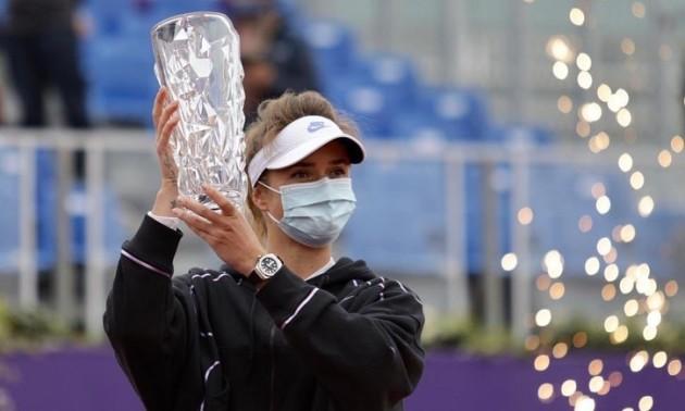 Світоліна виграла 15-й титул WTA