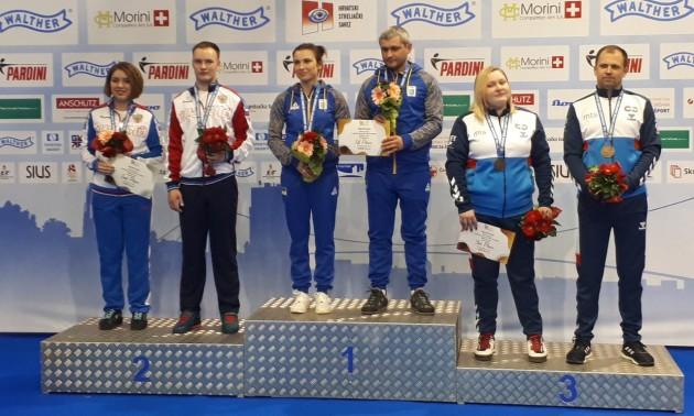 Костевич і Омельчук перестріляли росіян і стали Чемпіонами Європи