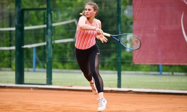 Костюк обіграла Закарлюк та виграла турнір UTF Ladies Invitational