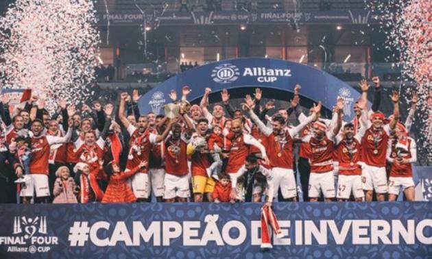 Брага переграла Порту і виграла Кубок португальської ліги