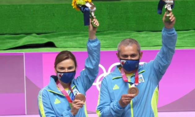 Поки ви спали, українці отримали бронзову медаль Олімпійський ігор