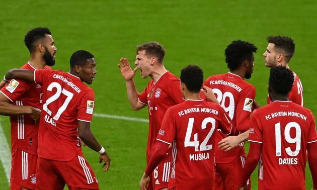 Баварія - Баєр 2:0. Огляд матчу