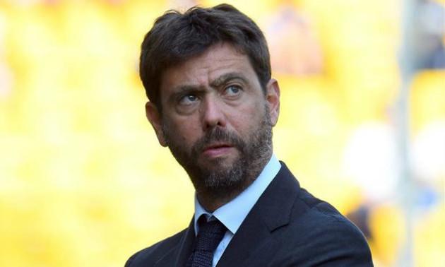 Президент Ювентуса закликав скоротити провідні європейські ліги
