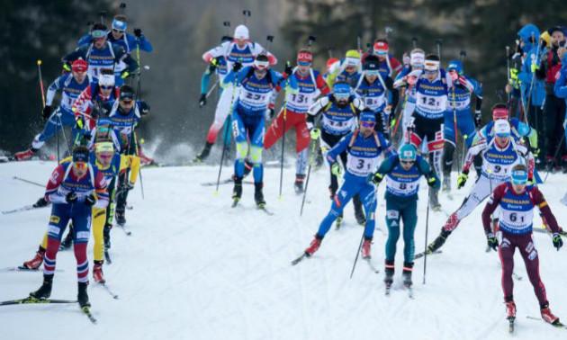 Український телеканал покаже новий сезон Кубка світу з біатлону