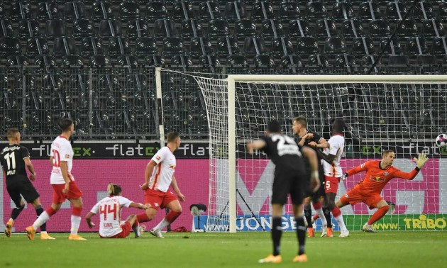 Боруссія перемогла Лейпциг напередодні матчу з Шахтарем у Лізі чемпіонів