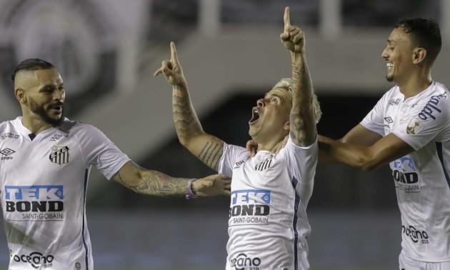 Сантос розгромив Бока Хуніорс та вийшов у фінал Кубка Лібертадорес