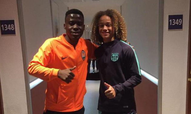 Динамо підписало 16-річного гравця Шахтаря, який повторював знамениту фразу Жадсона