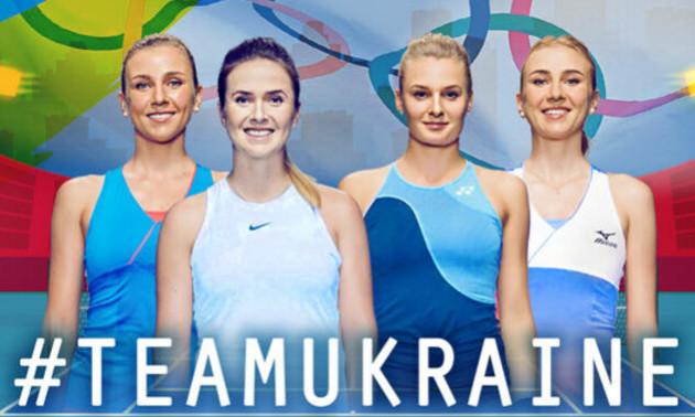 Визначились перші суперниці українських тенісисток на Олімпіаді-2020