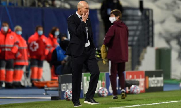 Зідан: Футболісти Реала роздратовані