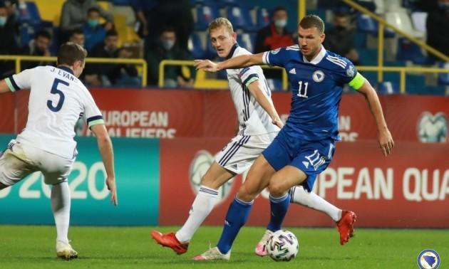Джеко: Україна багато років грає в хороший футбол