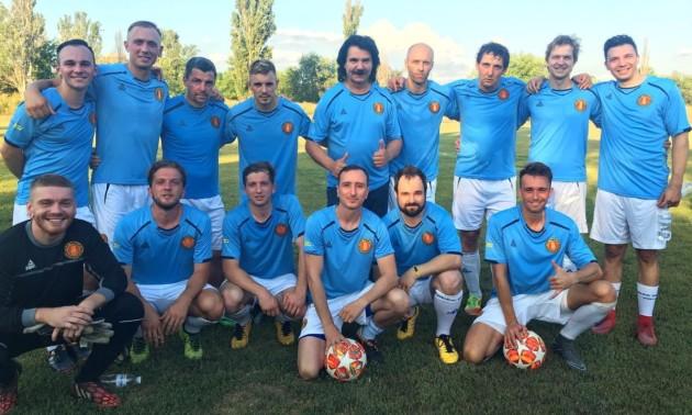 Павло Зібров гратиме у футбольному клубі