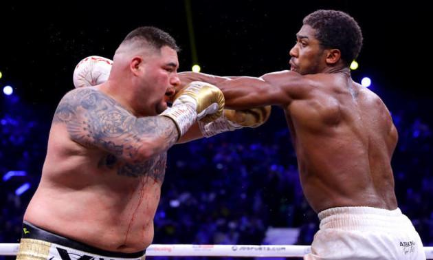 Руїс закликав Джошуа провести третій бій
