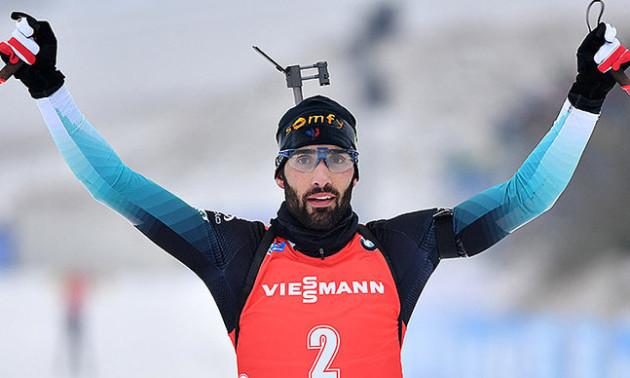 Фуркад виграв гонку переслідування в Рупольдингу