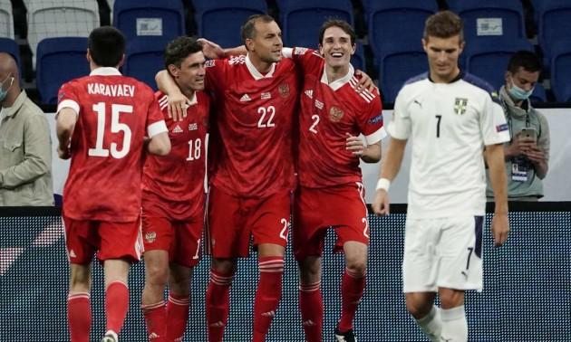 Росія - Сербія 3:1. Огляд матчу