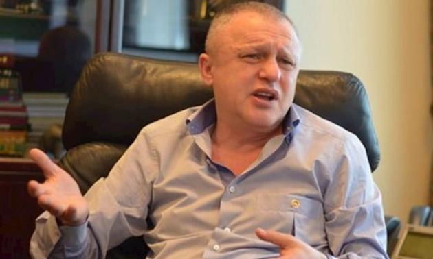 Суркіс: Слухати Хацкевича ніхто не хотів