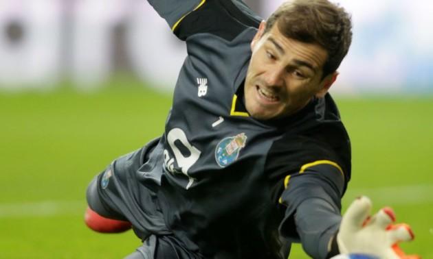 Гравці Порту відвідали Касільяса у воротарській формі