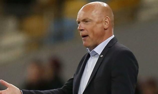 Мальме після виходу у плей-оф Ліги Європи звільнив тренера
