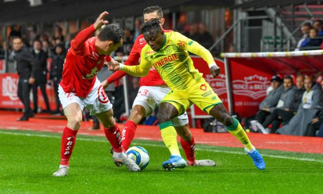 Брест – Страсбург 5:0. Огляд матчу