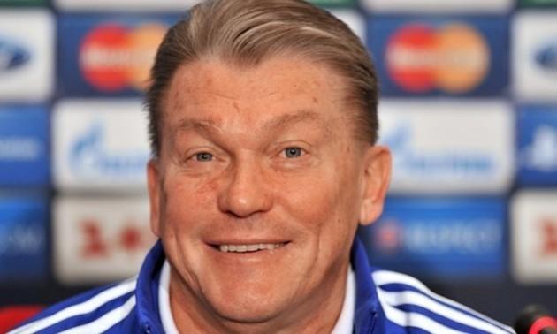 Блохін: Було важко, але після відходу з Динамо я не пив