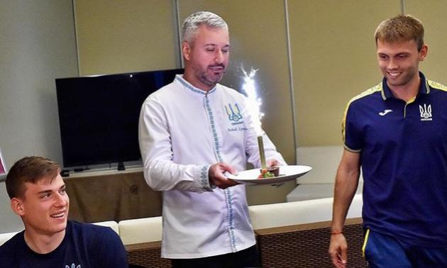Шеф-кухар збірної України запустив новий челендж