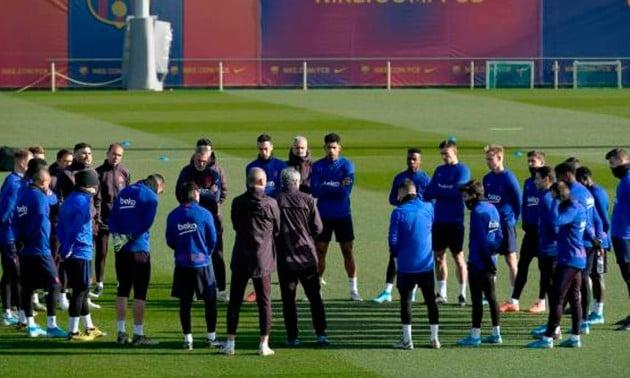 Барселона виступила проти ідеї догравання сезону у стислі терміни