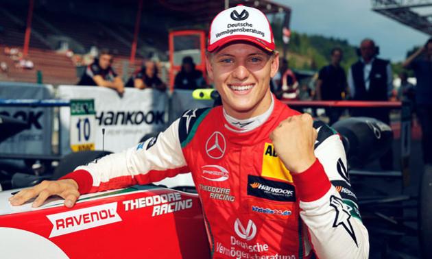 Мік Шумахер зіткнувся з напарником під час Гран-прі