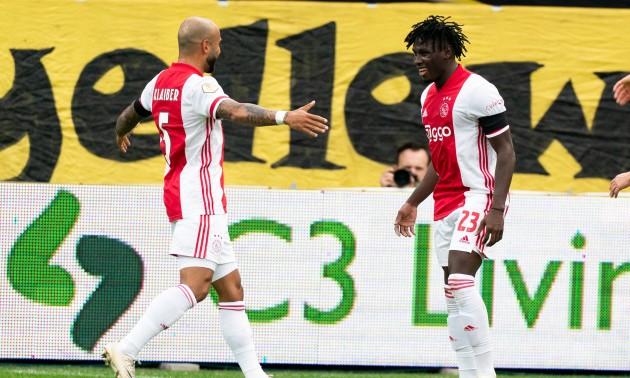 Знущання в Нідерландах. Аякс розтоптав Венло з рахунком 13:0