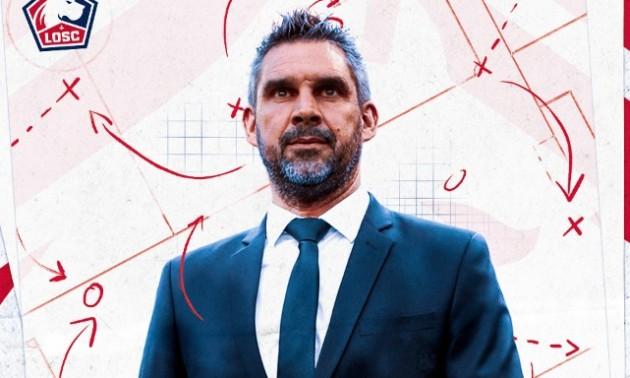 Лілль призначив нового головного тренера