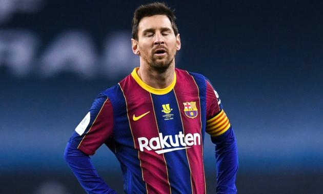Барселона не робила Мессі офіційної пропозиції щодо продовження контракту