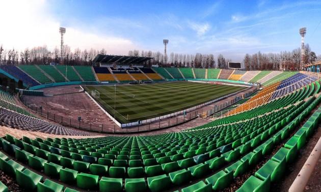 Карпати презентували план реконструкції стадіону Україна. ФОТО