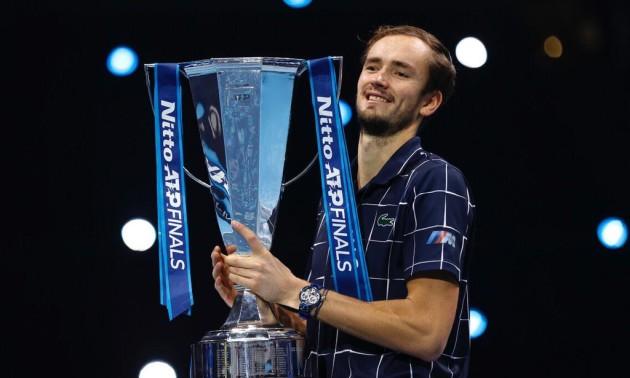 Баварія зробила пам'ятний подарунок російському тенісисту