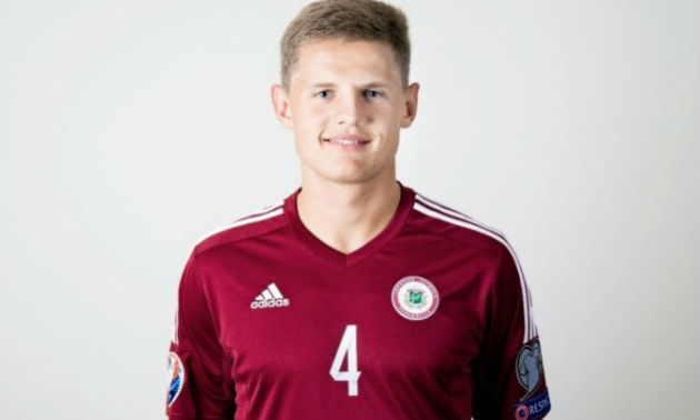 Олександрія підпише капітана збірної Латвії