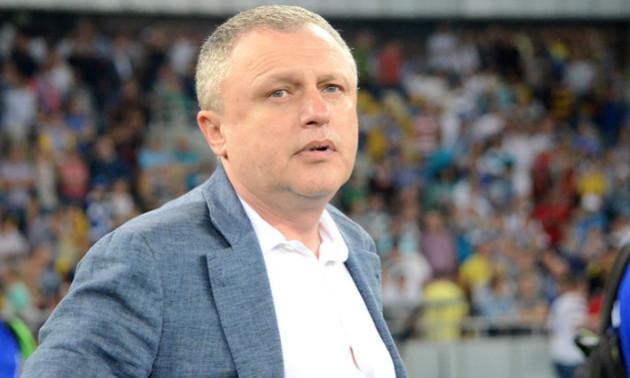 Суркіс назвав головного спонсора Динамо