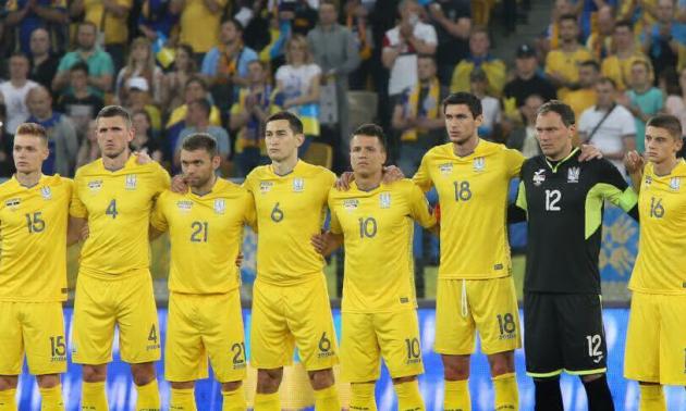 Україна потрапила у трійку найкращих збірних по реалізації гольових моментів