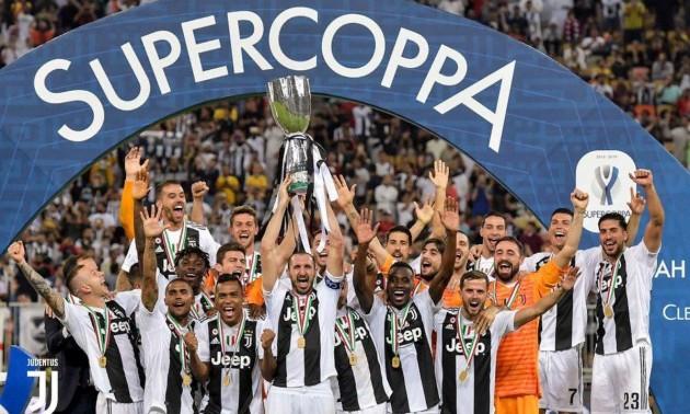 Ювентус мінімально переграв Мілан та здобув Суперкубок Італії