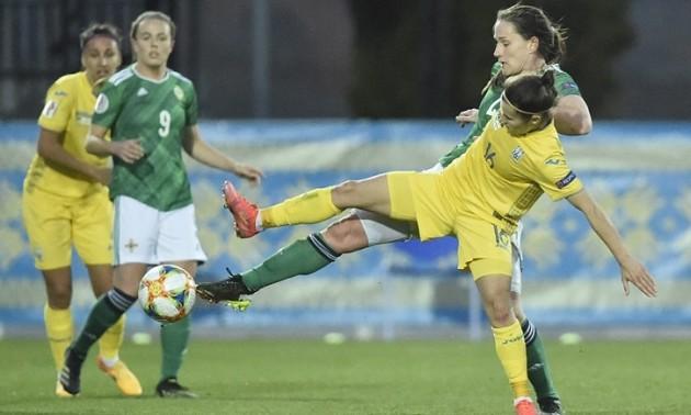 Україна - Північна Ірландія 1:2. Огляд матчу