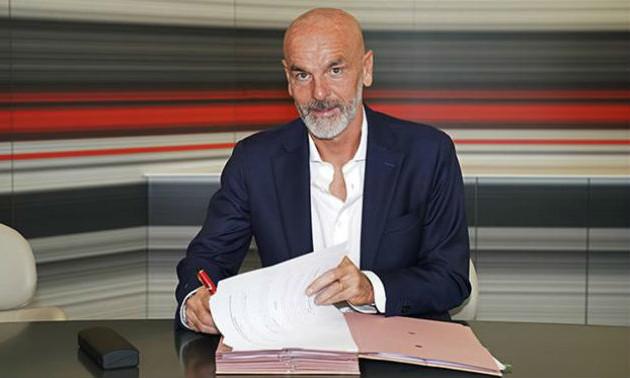 Мілан призначив Піолі головним тренером