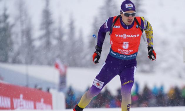 Україна фінішувала п'ятою в чоловічій естафеті на чемпіонаті світу