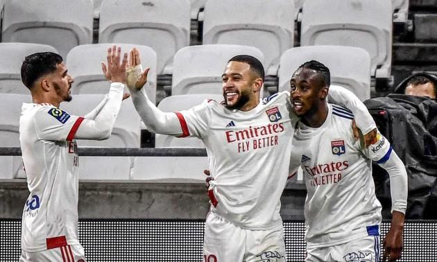 Ліон - Нант 3:0. Огляд матчу