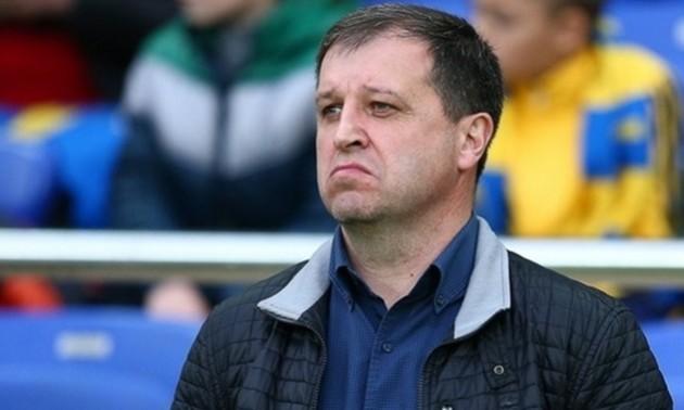 Ворскла запрошувала Вернидуба на пост головного тренера