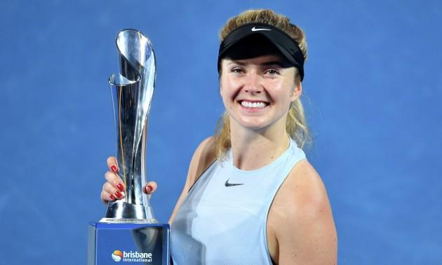 Еліна Світоліна - у п'ятірці фаворитів Australian Open-2019