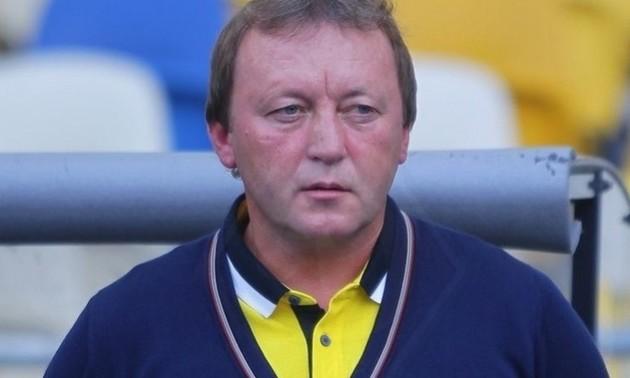 Шаран: Вперше незадоволений результатом проти Динамо